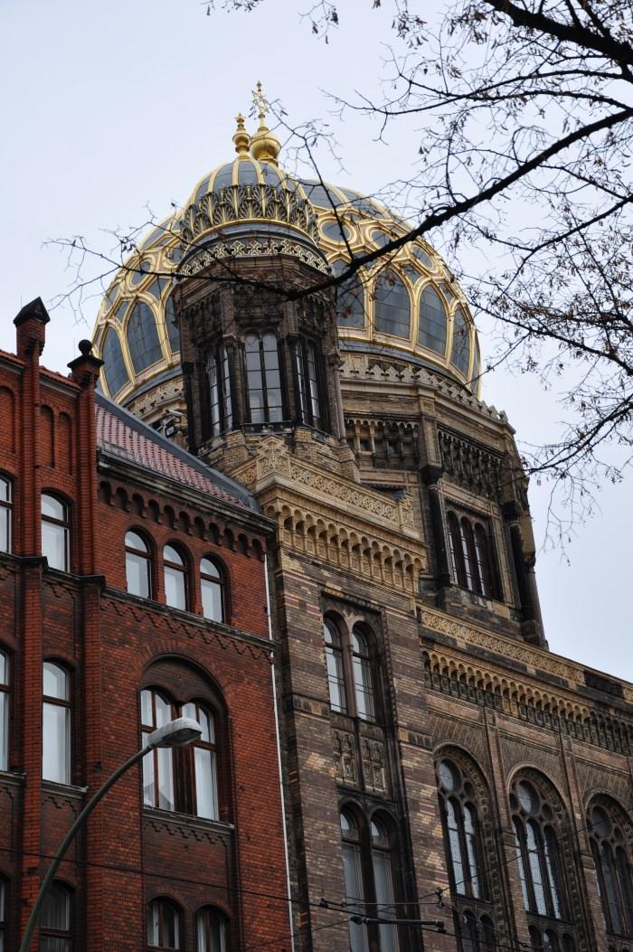 Berlin museum building
