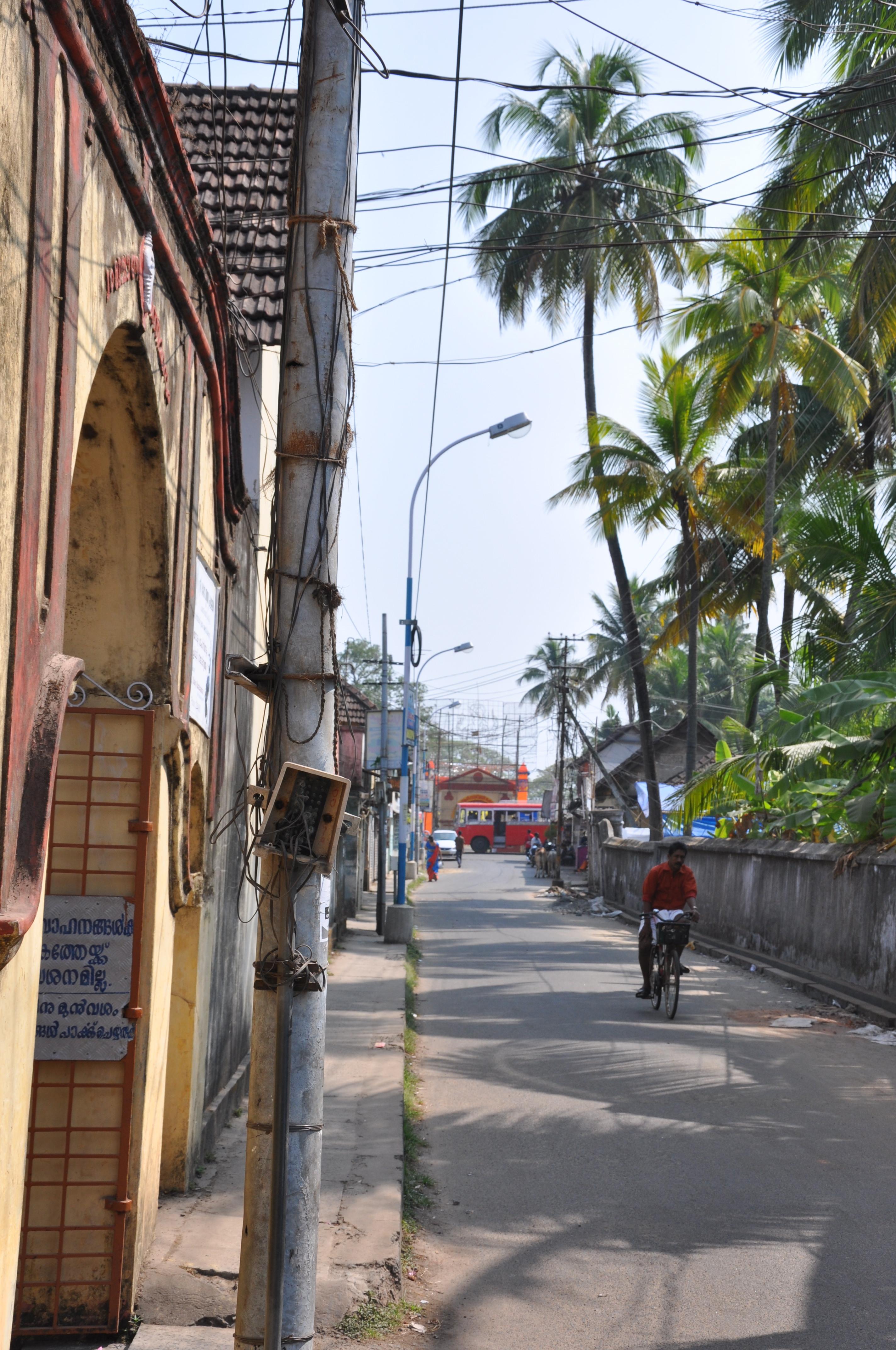 kerala street