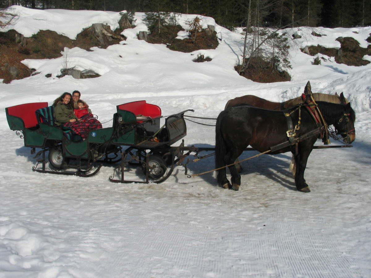 austria skiing