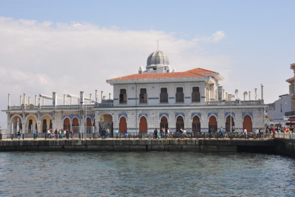 Day trip to the Princes' Islands |4| Istanbul - Turkey