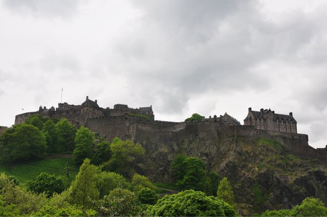 Scotland, Rain & Shine, U.K.