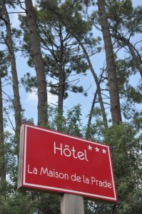 hotel in les landes france