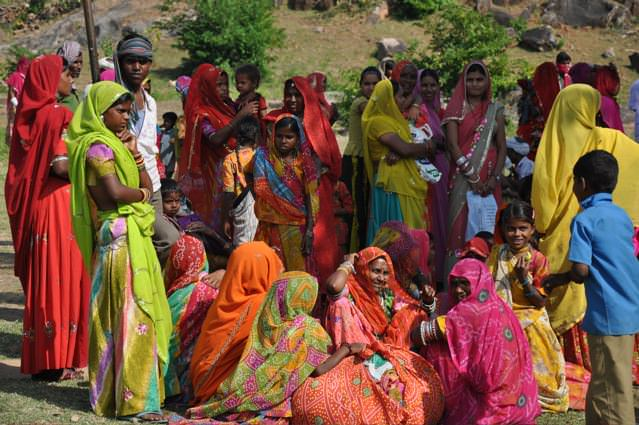 Rural Rajasthan, a festival of colors  5  India
