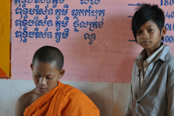 Angkor Wat...? Encore un Buddha!