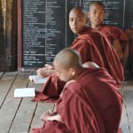 Learning time in Burma