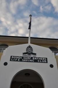 Bondi life saving club