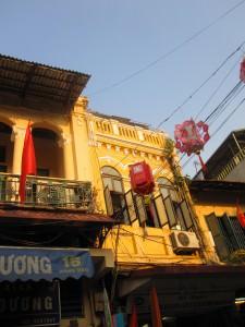 Hanoi streets, Vietnam