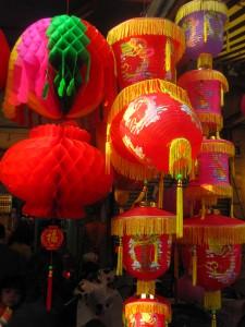 Tet celebrations, Hanoi Vietnam