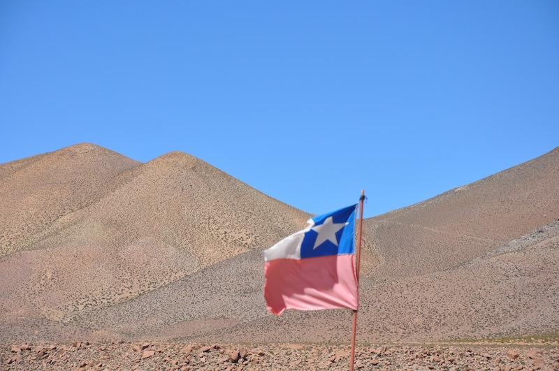 Overwhelming beauty of the Atacama desert