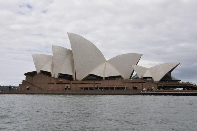 If I lived in Sydney…