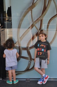 children at malba Buenos Aires