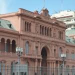la casa rosa in Buenos Aires