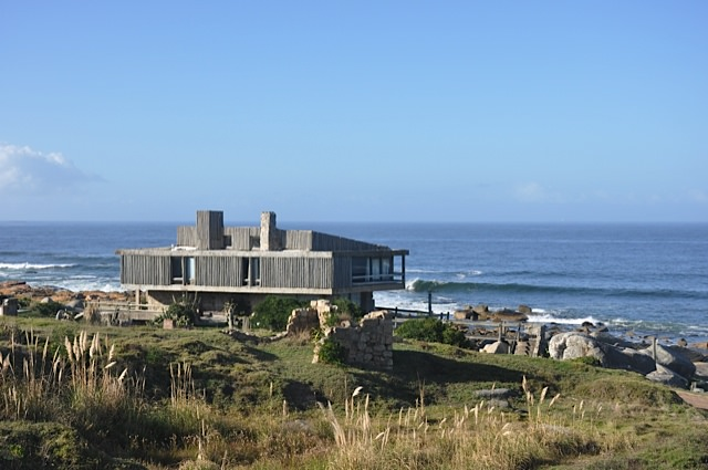 Stopping at Jose Ignacio, Uruguay for beach time.