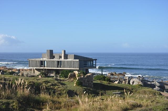 Stopping at Jose Ignacio, Uruguay for beach time.