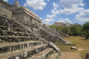 Mexico archaeological ruins