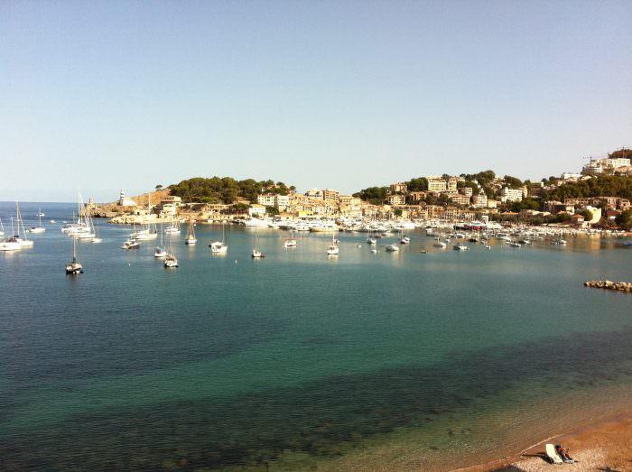 Under the Mallorcan sun, Spain