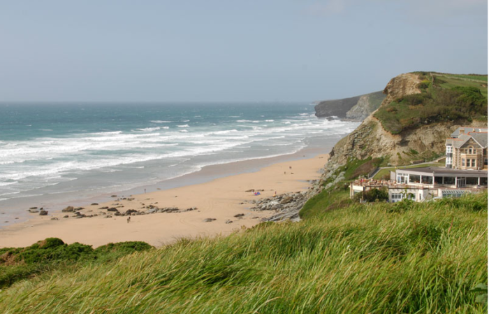 Cornwall, the perfect family recipe by the UK seaside