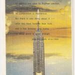 John Steinbeck postcard