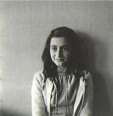 Anne Frank: not as we remember her, in Amsterdam Holland