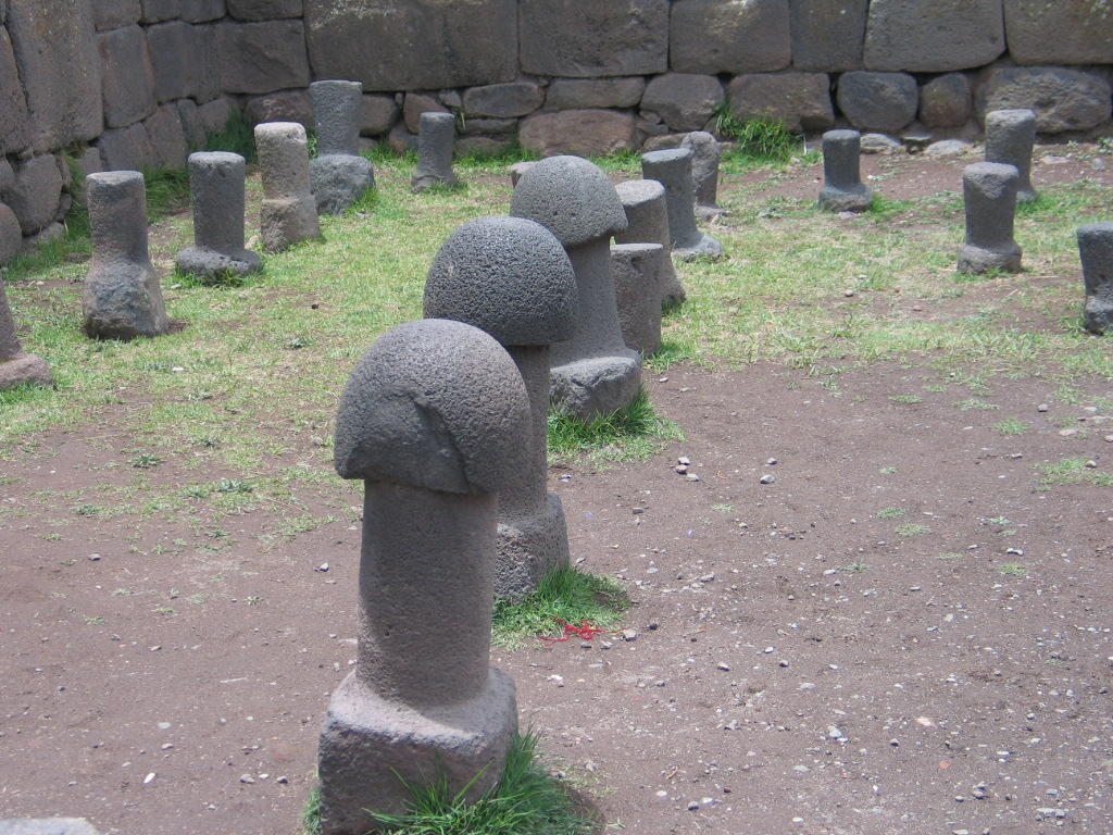 The Temple of Fertility, Peru