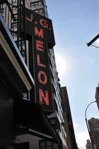 J G Melon NYC
