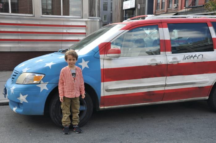 10 New York Faves with a Family in Five days, USA