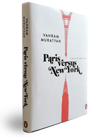 Paris vs New York, the book