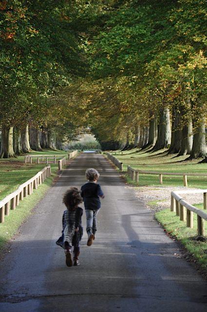 The Quintessential English countryside: Babington House, U.K.