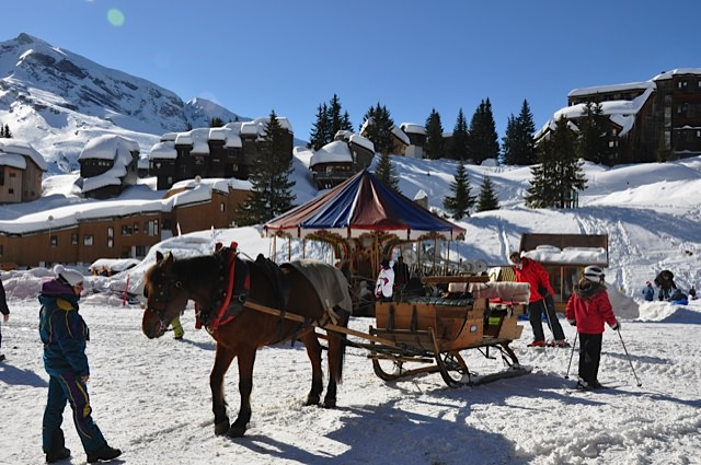A FFF ski vacation in the French Alps: Avoriaz
