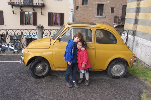 A Tuscan holiday, family style, Italy
