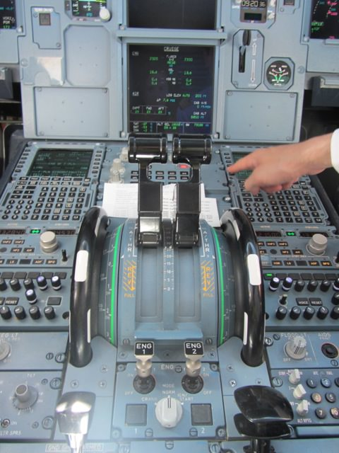 A320 Cockpit experience…Did you know?