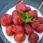 Danish strawberries