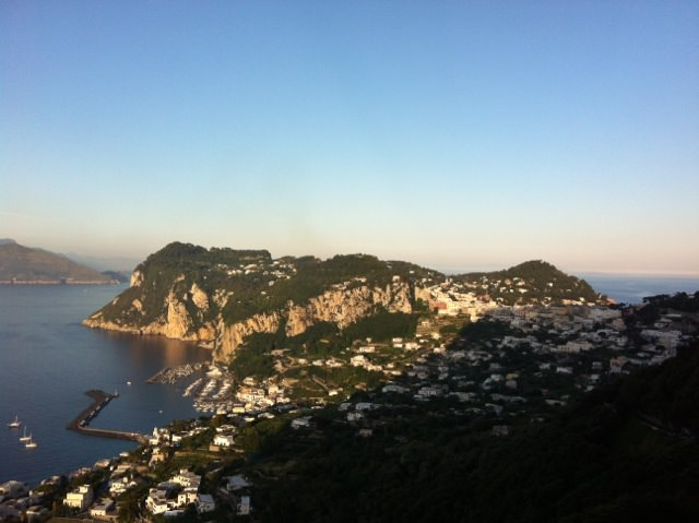 The Rough Guide to Capri, Italy (rough? yeah right!)