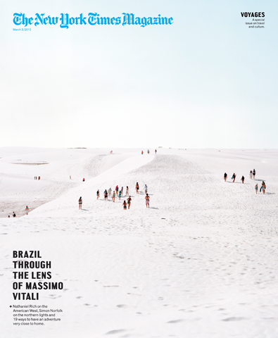 Voyage Issue M Vitali on Brazil
