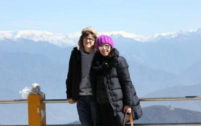 Show & Tell with a NYC teenager on Bangladesh & Bhutan