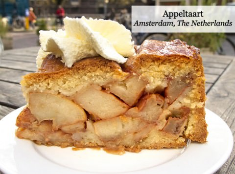 Appeltaart, Amsterdam, The Netherlands