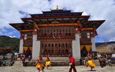 In Bhutan: High, Higher, Highest Trip Ever! |2|
