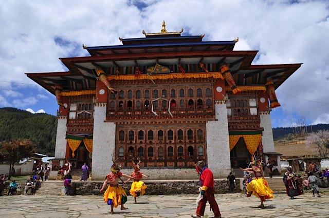 In Bhutan: High, Higher, Highest Trip Ever!  2 