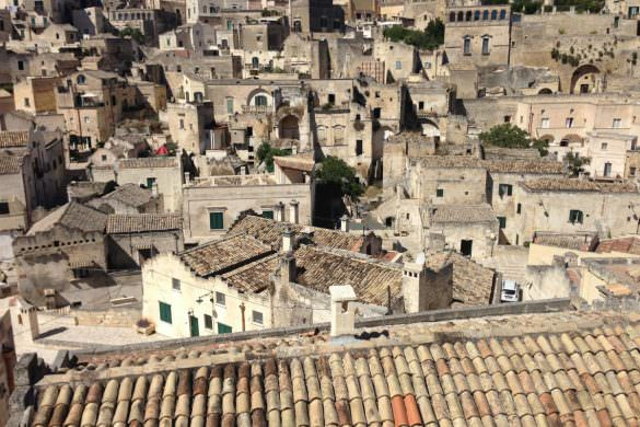 A BFF trip full of surprises in Sassi di Matera, Italy