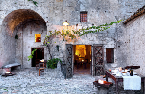 Le Grotte delle Civita