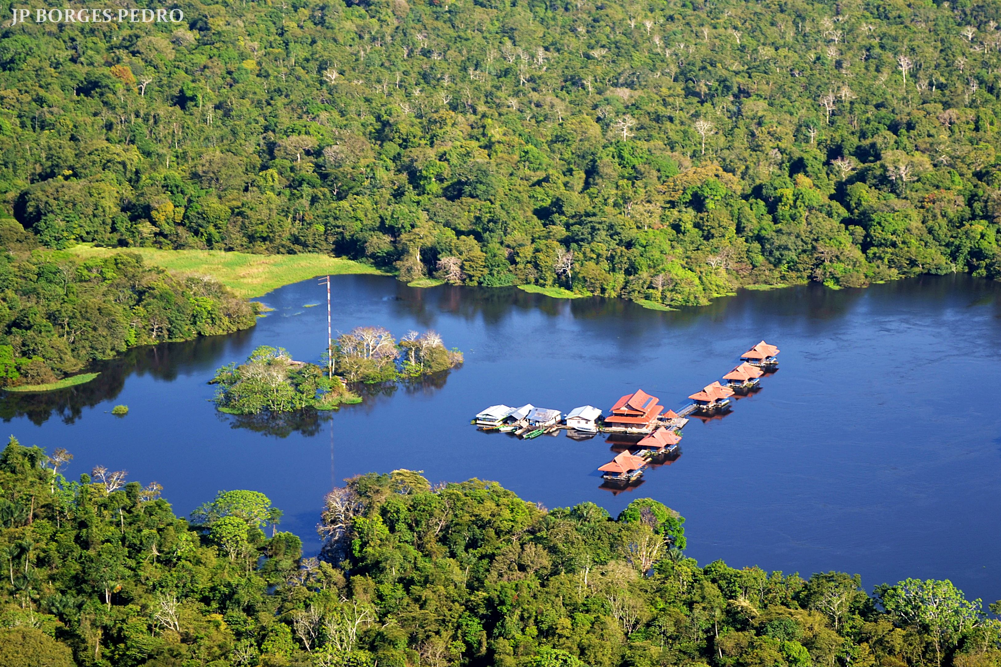 Uacari lodge, Amazon