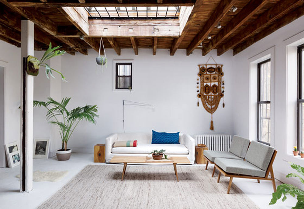 Behomm in Brooklyn, New York (a Fashion Designer and an Art Director)-100m2