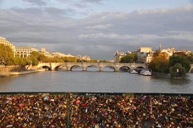 Paris. All my favourites.