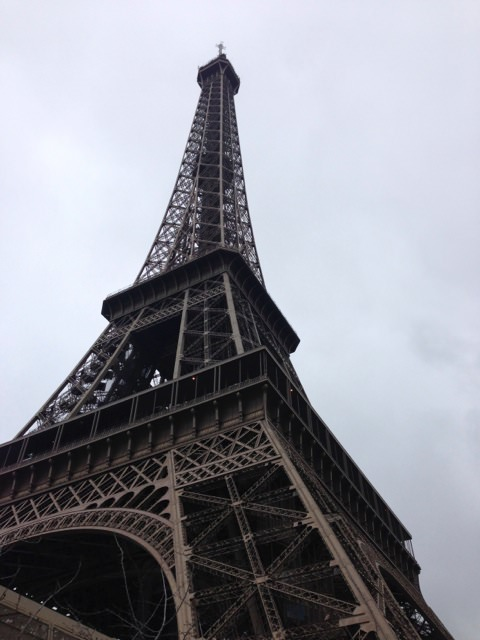 I love you Eiffel tower