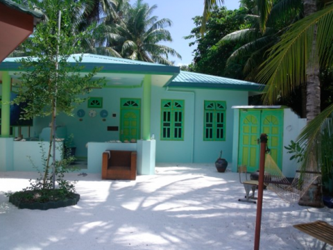 Kuri inn, Maldives