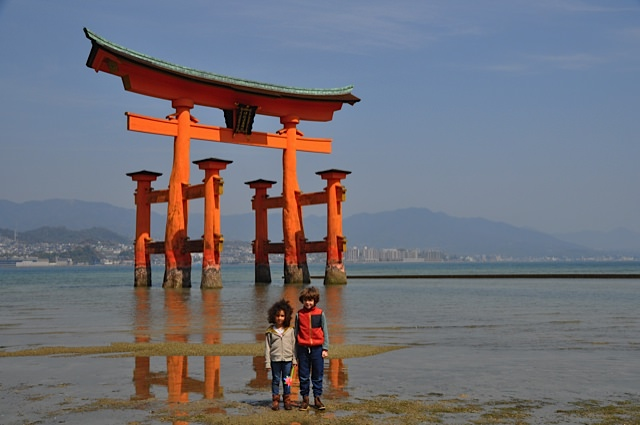 Tori Gate, Miyajima