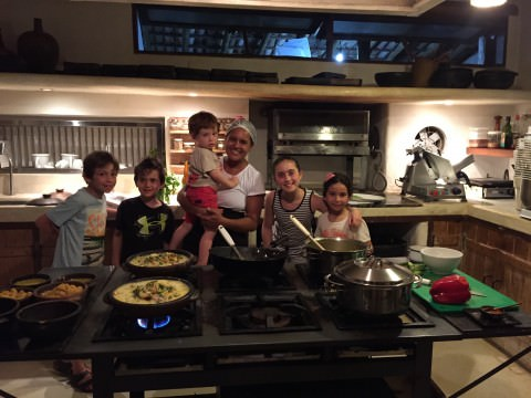 cooking class at uxua