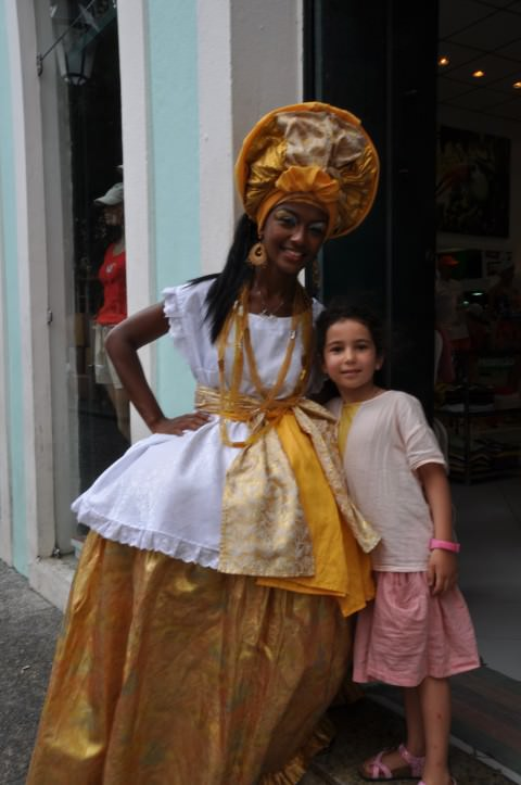 Traditional in Salvador