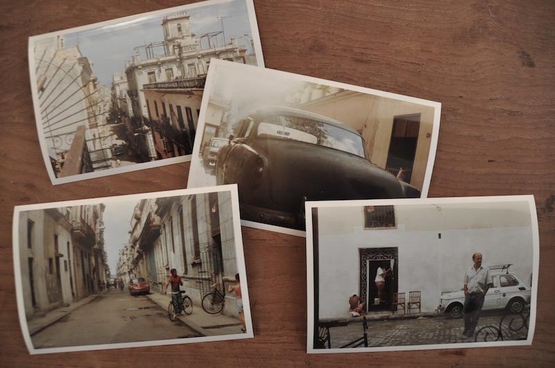 Souvenirs from Cuba 1995