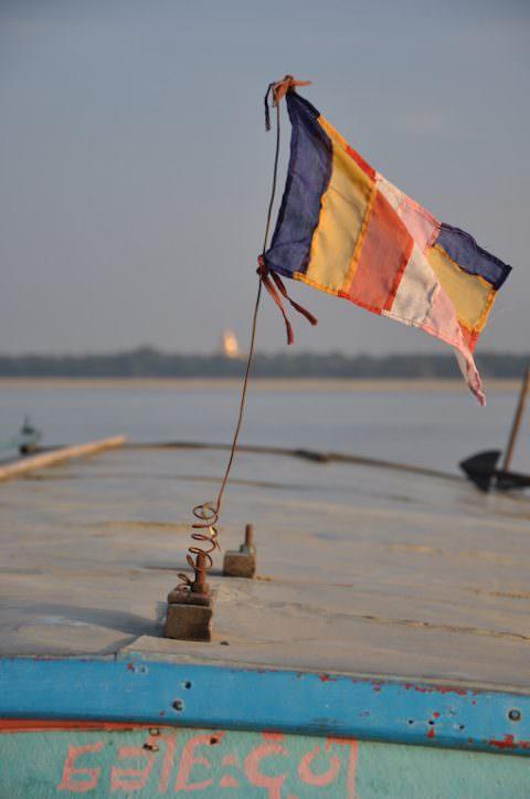 Burma river trip